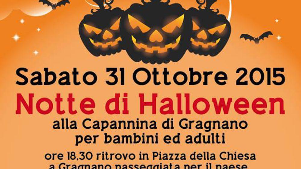 Halloween Chiesa.Gragnano Trebbiense Notte Di Halloween Presso La Capannina