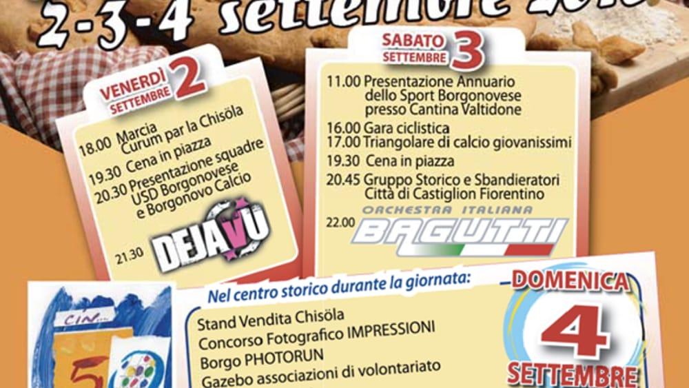 Borgonovo Val Tidone, Festa d'la Chisola 2016 - IlPiacenza