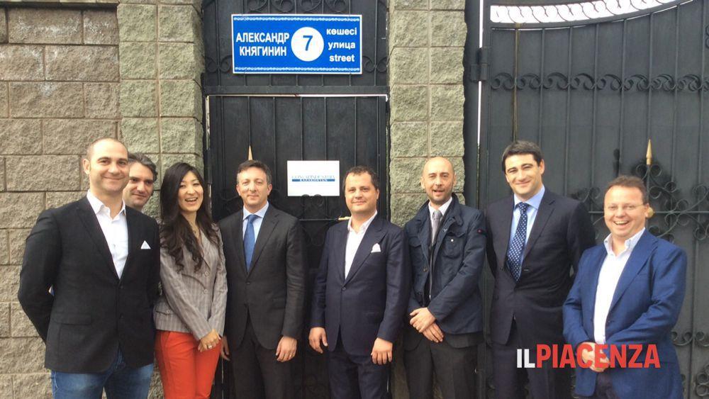 Kazakhstan un ufficio di rappresentanza a disposizione delle