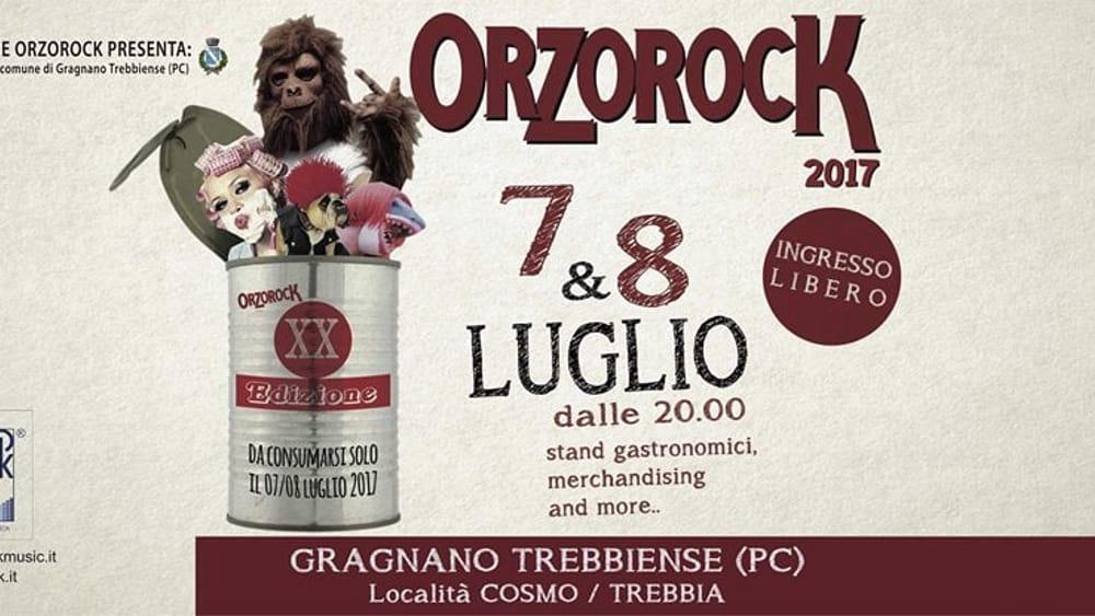 Gragnano Trebbiense, Orzorock 2017 - IlPiacenza
